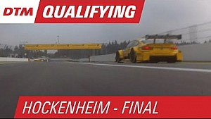 Onboard with di Resta - DTM Hockenheim - Finale 2015