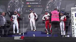 Silverstone 2015 - Race 1 Short Highlights