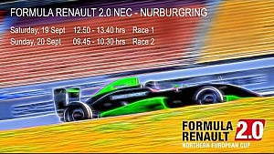 Renault 2.0 NEC - Nurburgring - Race 1