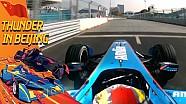 لفة كاملة من سيارة روبن فرينز - حلبة بكين للفورمولا إي