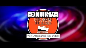 Ep. 6: Exclusive Look Behind The Scenes Of INDYCAR With Damien Power : Will Power
