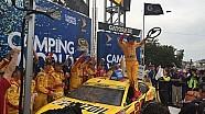 Logano Sweeps Contender Round, Both Team Penske Drivers Advance