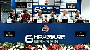 6 Hours of Bahrain - Pre Event Press Conference