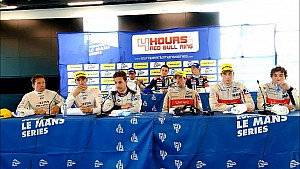 4 Hours of Red Bull Ring - Race Press Conference LMP2