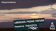 Paisaje del día / Landscape of the day / Paysage du jour - Stage 9
