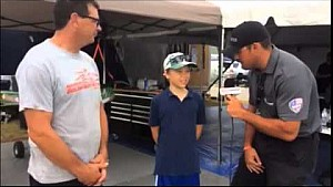 2015 Cold Stone United States Rotax MAX Challenge Grand Nationals - Tim Hannen Interview