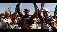 Dakar 2016 - Samenvatting motoren