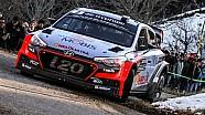 Rallye Monte Carlo: Shakedown