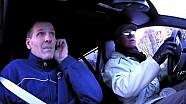 Petter Solberg piège des garagistes Mercedes