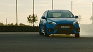 Ben Collins drifts the Focus RS