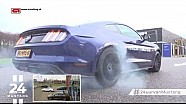 24 hours of Mustang