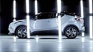 La nouvelle Toyota C-HR - Le Coupé qui réinvente le Crossover
