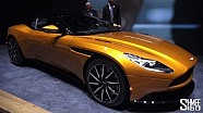 FIRST LOOK: Aston Martin DB11 - Geneva 2016