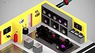 Fórmula uno: nuevas regulaciones de neumáticos