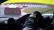 On-board the McLaren F1 GTR - Monza - 1996 BPR Global GT Endurance Series