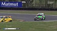 Coupe de France Renault Clio Cup : Nogaro course 2 (2016)
