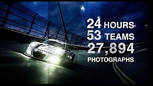 24h of Daytona in 27,894 individual frames