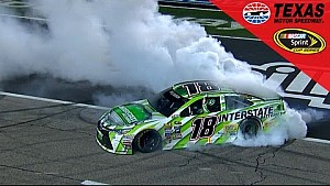 Texas two wins: Busch sweeps the weekend