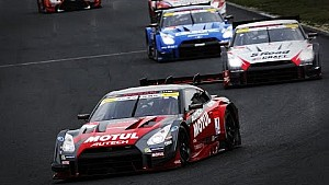 GT-R wins season opener -  Super GT Rd.1(Okayama) Race Day