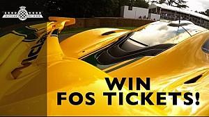 Win VIP Festival Of Speed Tickets
