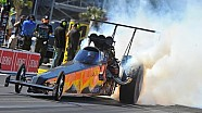 NHRA Top Alcohol Dragster driver Joey Severance wins fourth straight Las Vegas event