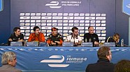 Formula E - 2016 Paris ePrix - Pre-event press conference - Drivers & Teams
