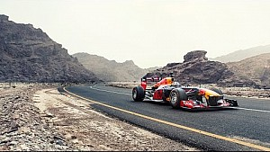 Red Bull Racing's Middle East Tour Continues in Muscat, Oman.