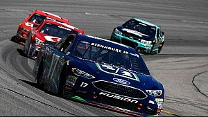 Ricky Stenhouse Jr's Crew Chief Suspended