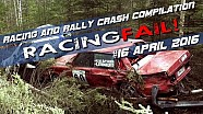 Racing and Rally Crash Compilation Week 16 April 2016