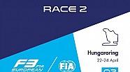 F3 Europe - Hungaroring 2016 - Course 2