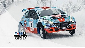Coldplay – Behind The Scenes At Arctic Lapland Rally | Mobil 1 The Grid