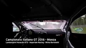 Lamborghini Huracán GT3 - Onboard lap with Mirko Bortolotti