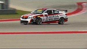 HPD Trackside -- Pirelli World Challenge Circuit of the Americas Rounds 1 & 2