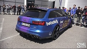 10 Reasons to Drive the ABT RS6 on Gumball 3000