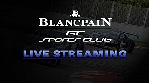 LIVE - Blancpain GT Sports Club - Brand Hatch - Qualifying