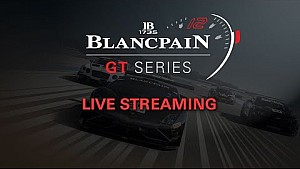 Blancpain GT Sprint Series - Brands Hatch 2016 - Main Race - LIVE
