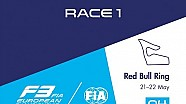 F3 Europe - Red Bull Ring 2016 - Course 1