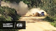 Rally de Portugal 2016: CRASH Tänak & Paddon