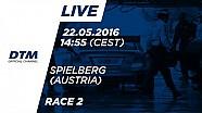 Прямая трансляция: вторая гонка DTM в Шпильберге