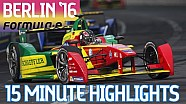 Extended Highlights: Berlin ePrix 2016 - Formula E