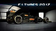 Pirelli presents the 2017 F1 tyres, bigger and better