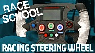 Race School: Formula E Steering Wheel Explained!