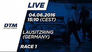 LIVE: Race 1 - DTM Lausitzring 2016