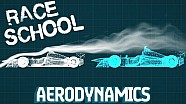 Race School: Aerodynamics, Downforce & Slipstreams Explained! - Formula E