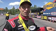 Greg Anderson wins fourth of the season New England