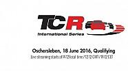 Canlı Yayın: TCR Oschersleben Sıralama Turları