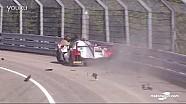 勒芒24小时:44号Manor车队撞车 Motorsport.com