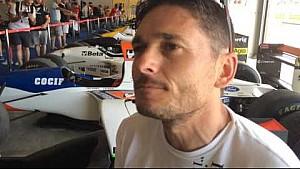 Minardi Day, intervista a Giancarlo Fisichella
