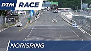Müller overtakes Blomqvist after Pit Stop - DTM Norisring 2016