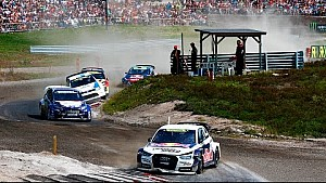 **FULL RACE** Flashback: Holjes RX 2014   Heat 4 Race 8
